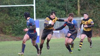 Droitwich Progress to Final of Midlands Intermediate Cup