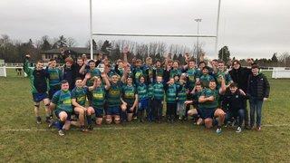 U18s REACH WEST CUP FINAL