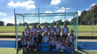 Under 14's Girls - 2 October 2016