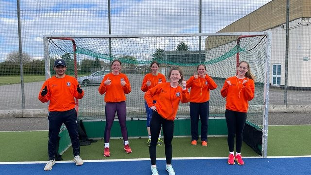 Easter Hockey Camps 2021