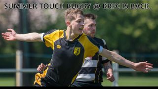 Summer Touch Rugby starts 27th June