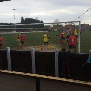 Hucknall Town 1 Real United 1