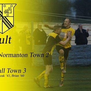 South Normanton Town 2 Hucknall Town 3