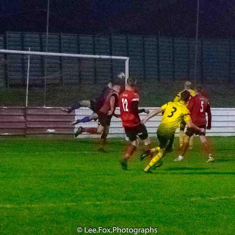 Shirebrook Town vs Hucknall Town 23-11-19