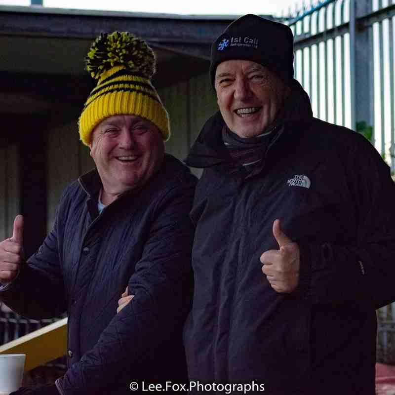 Hucknall Town vs Barrow Town 21/12/19