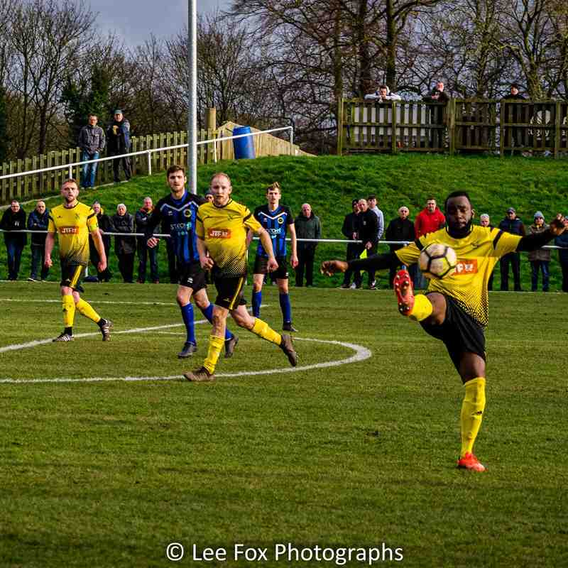 Sherwood vs Hucknall Town  7/3/20