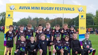 Minis - P5 & P6 at the IRFU Avivia tournament Bangor - 12th October