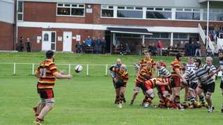 Wigan 14 - 6 Thornton Cleveleys