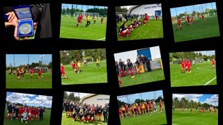 TALENTED U12 GIRLS NARROWLY LOSE THEIR CUP FINAL - SUN. 12 MAY 19