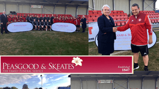 PEASGOOD & SKEATES SPONSORS NOT ONE, NOT TWO BUT THREE TEAMS