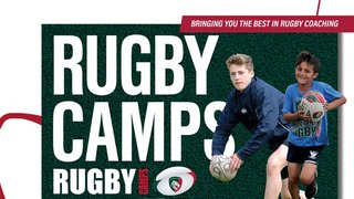 Wymondham RFC MAY HALF-TERM Leicester Tigers Rugby Camp
