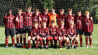 Under 16 Rangers
