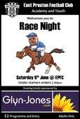 Race Night at EPFC