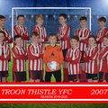 2007 trail Drongam FC 6 - 0