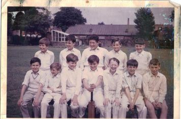 Under 12, June 1966 (just before we won the World Cup). 