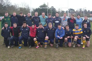 2012/2013 Squad