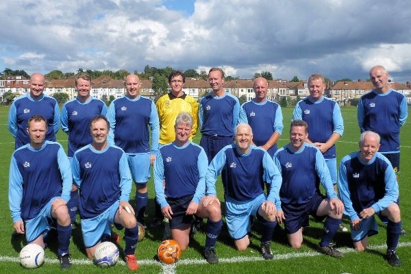 Back row: Dave Halpenny, Errol McCarthy, Connor Rooney, Alex McPherson, Andy Brannon, Colin Brown, Gordon McCarthy, John Norton, Front row: Luke Roszkowski, John Leathem (c), John McGowan, Mick O'Flynn, Joe Williams, Joe Davorn.