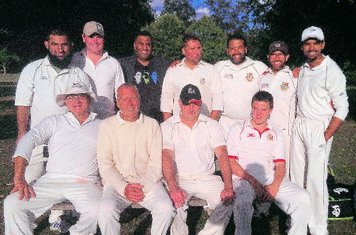 COXA Cricket 2014