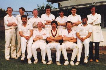 COXA Suffolk Cricket Tour 1983