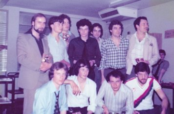 1st XI AFA Surrey Senior Cup Winners 1979 - COXA Football Section Dinner at the College 12/5/1979