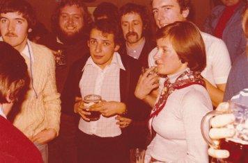 Christmas Party at Norbury 17/12/1977