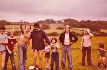 Mayfield Picnic 30.7.1978