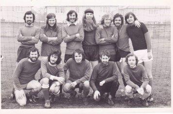 Bearded XI Boxing Day 1973