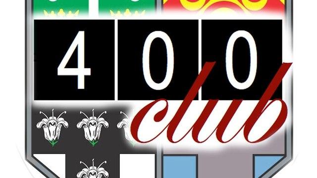 400 Club Winners in 2020...so far