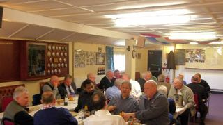 VIP Lunch April 2016