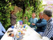 Saturday 22nd June - Jake's Garden Visit