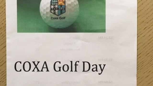 Golf Day - Update