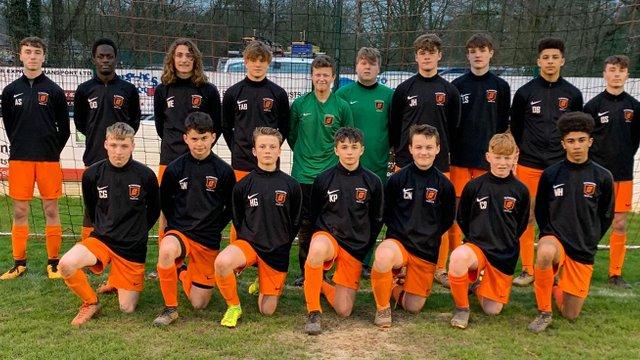 U16 - Alphington Exeter
