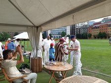 HAC vs Authors - 24-08-2019 - Senior Players to the rescue