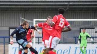 Pre-season friendly St Neots v Harlow