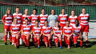 Ladies bow out of League Cup