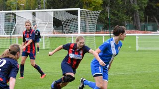 Lady Hawks win 1st Round of League Cup