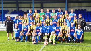 Farsley Celtic v Lancaster City FC