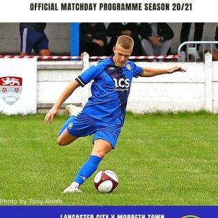 Match Report: Lancaster City vs Morpeth