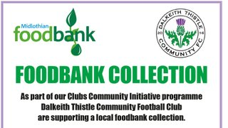 Dalkeith Thistle Community Initiative Programme