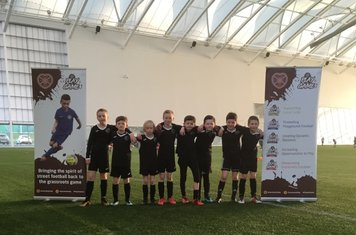 Hearts Play the Game Expo at the Oriam