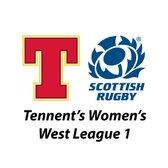 Tennent's Women's West League 1