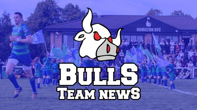 Bulls Team News