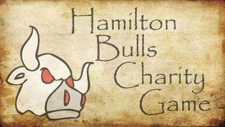 Hamilton Bulls Charity Game