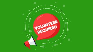 VOLUNTEER REQUIRED | Match-day Announcer