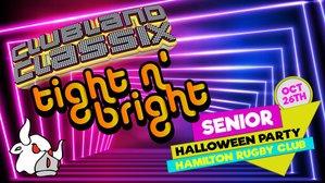 Senior Halloween Party