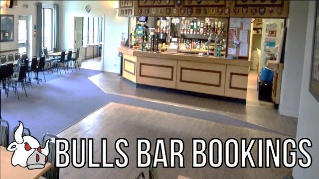 Bulls Bar Bookings