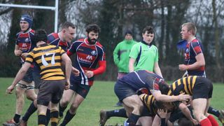 1st XV vs Southwold 25/02/17 - Suffolk Cup Semi Final