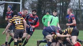 1st XV vs Southwold 25/02/17 - Suffolk Cup Semi Final