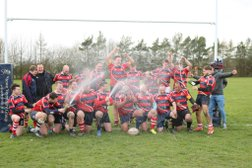 Stowmarket 2nd XV Secure League Title
