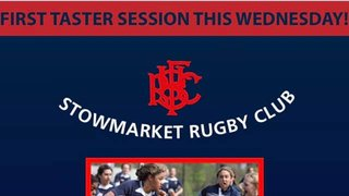 Women's Rugby Free Taster Sessions
